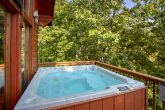 3 Bedroom Cabin with Private Hot Tub and Views
