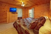 Rustic 1 Bedroom Cabin wit King Bed