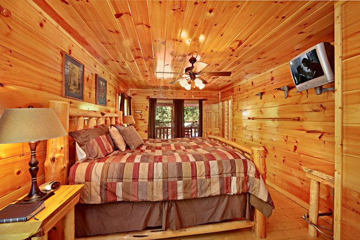 Master King Suite - A Tennessee Treasure