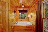 Great Jacuzzi in Gatlinburg Master King Bedroom