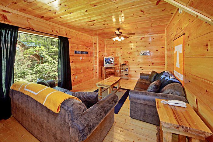 Cabin Near Pigeon Forge 2 Bedroom Cabin Rental