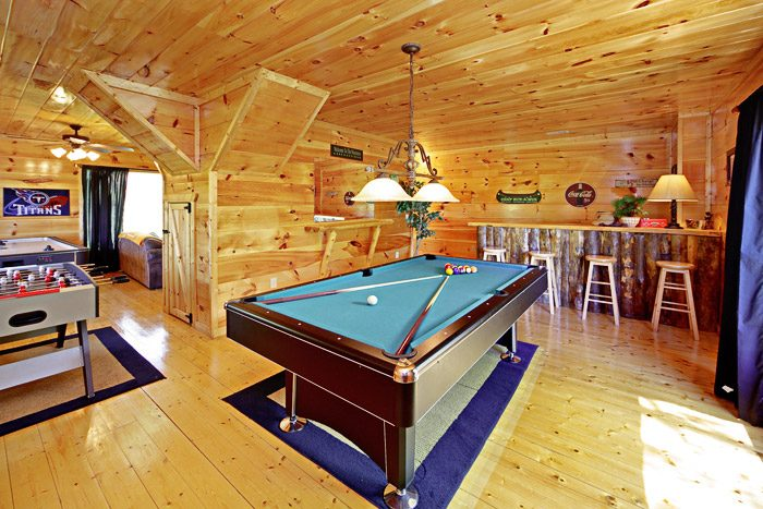 Cabin Near Pigeon Forge 2 Bedroom Cabin Rental