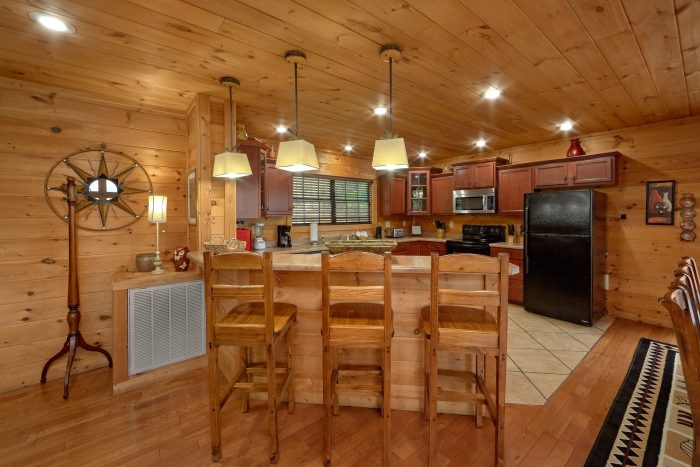 Spacious 5 Bedroom Cabin in Gatlinburg - A View From Above