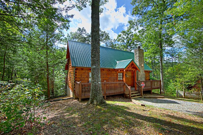 2 Bedroom Pigeon Forge Cabin For Rent Near Dollywood