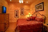 Cabin with 5 King Bedrooms and Theater Room