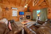 Cabin with Flat Screen Plasma TV