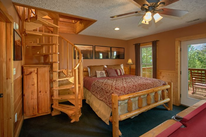 cabin cabins rental on vacation mountain honeymoon bedroom bryson near city asp farm home one