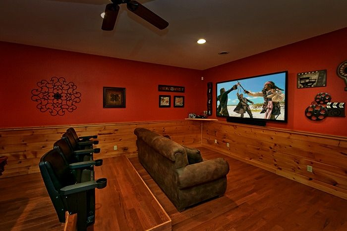 Cabin with Theater Area - Almost Heaven