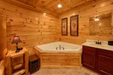 Private Jacuzzi Tub in Master Bedroom