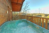 Smoky Mountain Cabin with Cozy Hot Tub