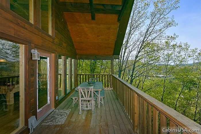 Premium Cabin with Scenic Views of the Smokies - Alone at Last