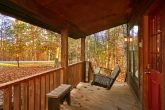 2 Bedroom Cabin with Porch Swing and Deck