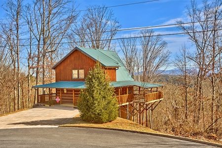 Double D's: 2 Bedroom Sevierville Cabin Rental