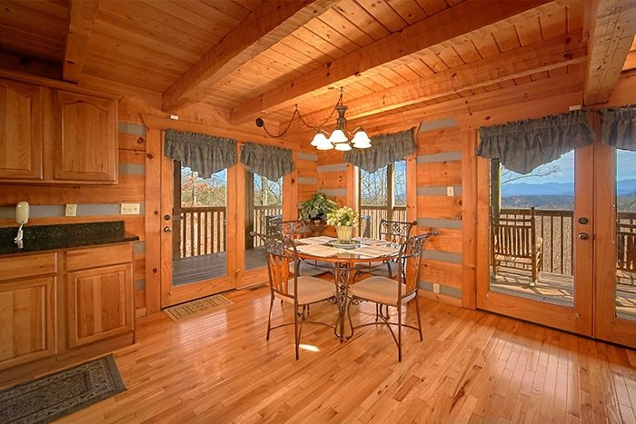 Fully Furnished Cabin with Mountain Views - Altitude Adjustment