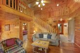 Smoky Mountain Cabin with 2 Levels