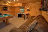 1 Bedroom Cabin Sleeps 6 with Game Room