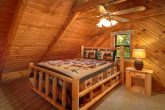 1 Bedroom Cabin Sleeps 6 with Extra Loft Bed