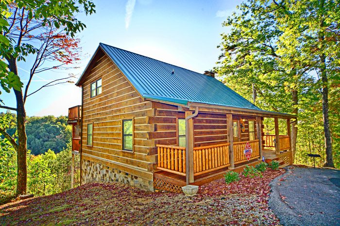 Amazing View Cabin Rental Photo