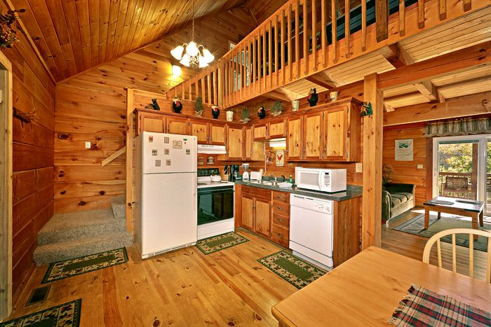 Cabin with Fully Equipped Kitchen - Amazing View