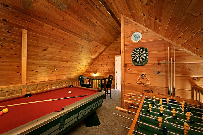Well Equipped Game Room - Amazing View