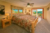 King Bedroom with Private Deck