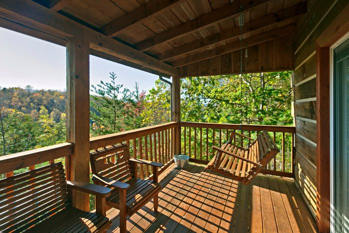Swing on Deck with Views - Amazing View
