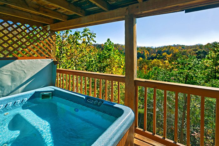 Hot Tub with Scenic View - Amazing View