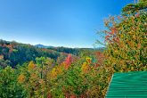 Smoky Mountain Views from Cabin
