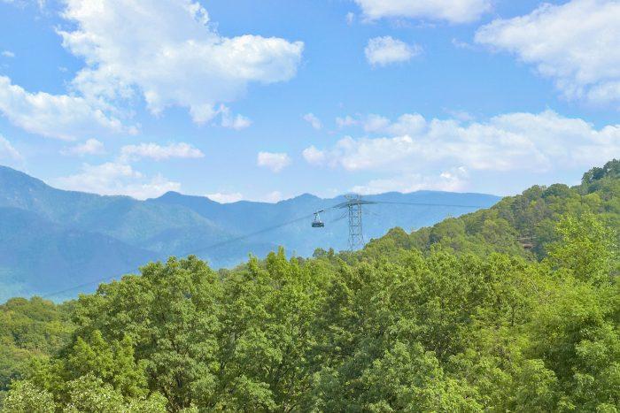 5 bedroom cabin overlooking Ober gatlinburg - Amazing Views to Remember