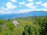 Views of the Smokies from 5 Bedroom cabin