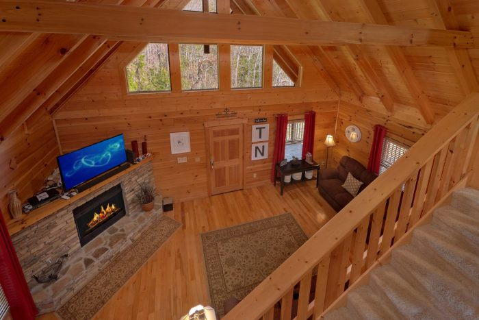 ... Luxury 3 Story Cabin With 2 Bedrooms   American Pie ...