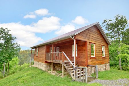 Always and Forever: 1 Bedroom Sevierville Cabin Rental