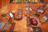 Smoky Mountain Cabin Rental with Open Floor Plan