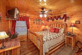Two Bedroom Cabin with Queen Bedroom