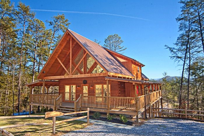 Apache Sunset Cabin Rental Photo