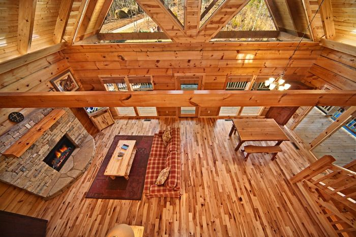 Cabin with Open Floor Plan - Apache Sunset