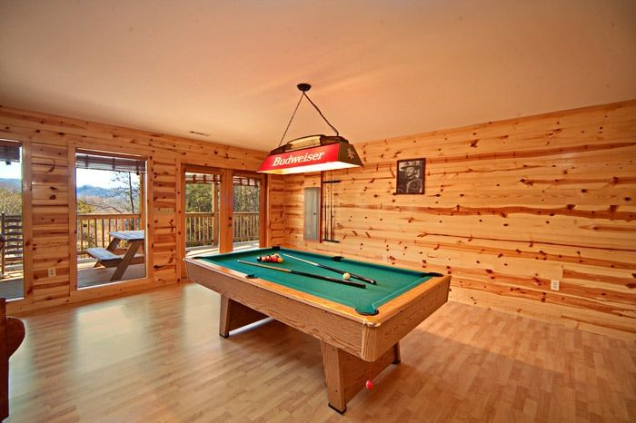 Cabin with Pool Table - Apache Sunset