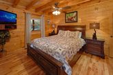 Pigeon Forge Cabin with Indoor Jacuzzi