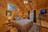 Lofted Room with Wooded Views