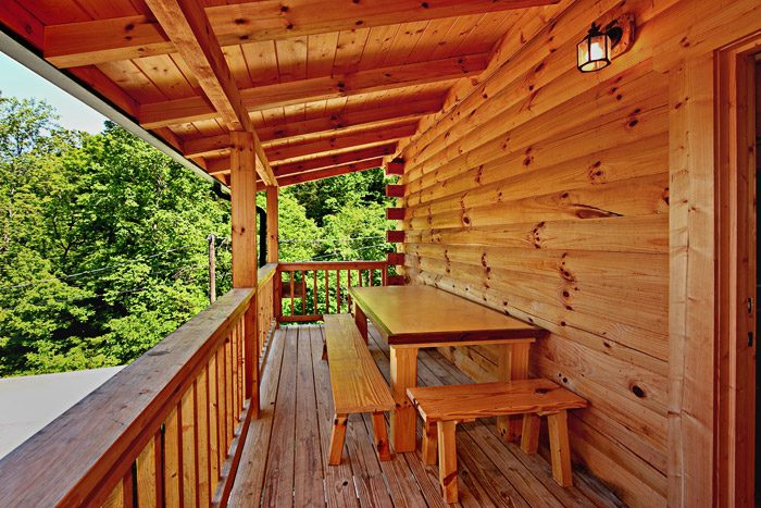 Cabin in Pigeon Forge Great for Picnics - April's Diamond