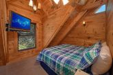 2 Bedroom Cabin Sleeps 8 with Flat Screen TV's