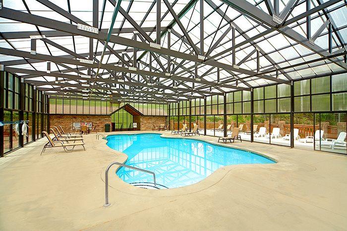 Premium 5 Bedroom Cabin with Resort Pool Access - Arizona East