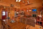 Large Cabin with King Master Suite