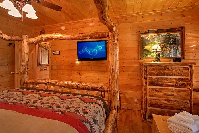 Smoky Mountain Cabin with Game Room - Arizona East
