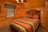 Smoky Mountain Cabin with Queen Bed