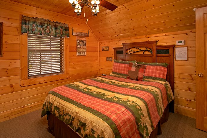 Smoky Mountain Cabin with Queen Bed - Arizona East