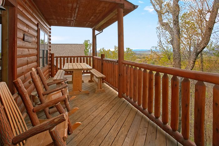 Take in the beauty at our Large Cabin - Arizona East