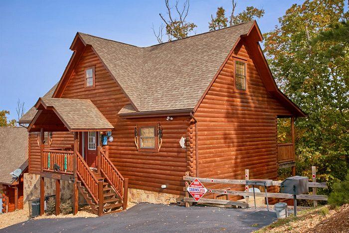 Large 5 bedroom cabin with WIFI - Arizona East