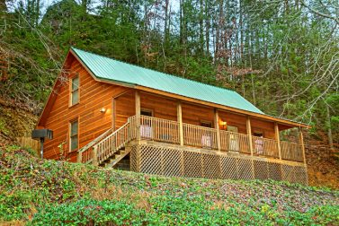 Cabin Rental in Pigeon Forge TN Index Photo