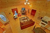 View from Loft of Cabin